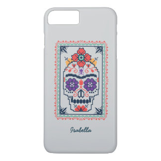 Frida Kahlo   Calavera iPhone 8/7 Plus Hoesje