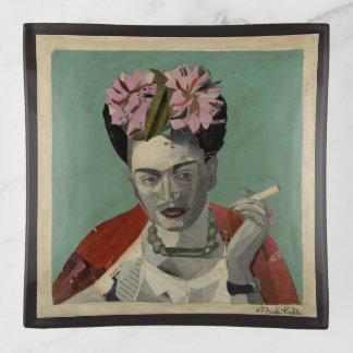 Frida Kahlo door Garcia Villegas Sierschaaltjes