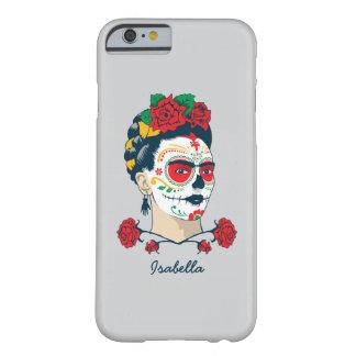Frida Kahlo | Gr Día DE los Muertos Barely There iPhone 6 Hoesje