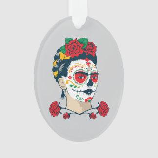 Frida Kahlo | Gr Día DE los Muertos Ornament