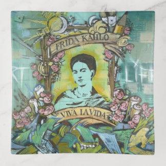 Frida Kahlo Graffiti Sierschaaltjes