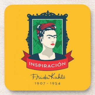 Frida Kahlo   Inspiración Drankjes Onderzetters