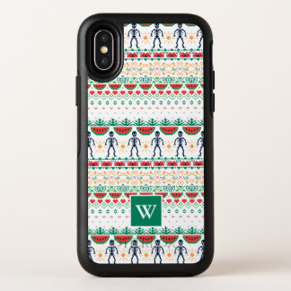 Frida Kahlo | Mexicaanse Grafisch OtterBox Symmetry iPhone X Hoesje