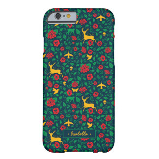 Frida Kahlo   Symbolen van het Leven Barely There iPhone 6 Hoesje