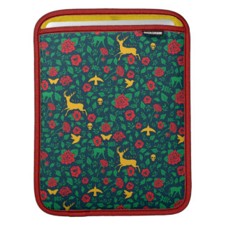 Frida Kahlo   Symbolen van het Leven iPad Sleeve
