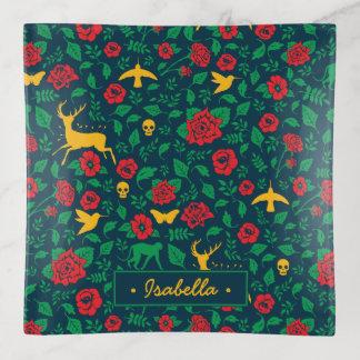 Frida Kahlo | Symbolen van het Leven Sierschaaltjes