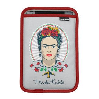 Frida Kahlo   Vintage Bloemen