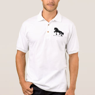 Friesian Horse / Fries Paard Polo
