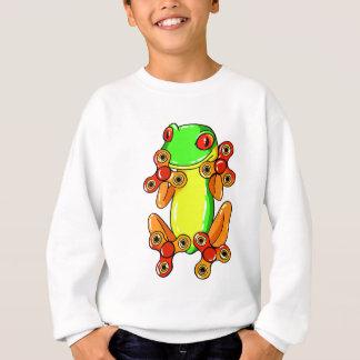 Frog spinner trui
