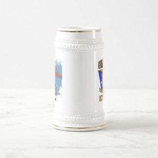 FU het teken van de Stenen bierkroes w/call van Bierpul