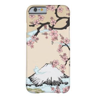 Fuji en Sakura - Japanse iPhone 6 van het Ontwerp  Barely There iPhone 6 Hoesje