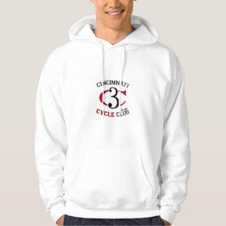 Fundamenteel Sweatshirt Met een kap met Volledig