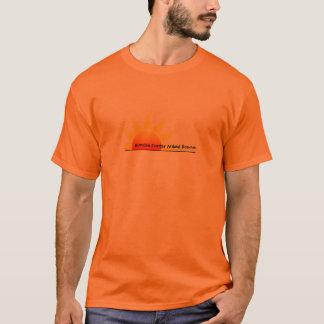 Fundamenteel unisex-T met logo T Shirt