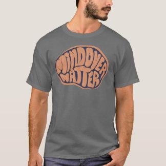Fundamentele Donkere Mening over Kwestie T met T Shirt