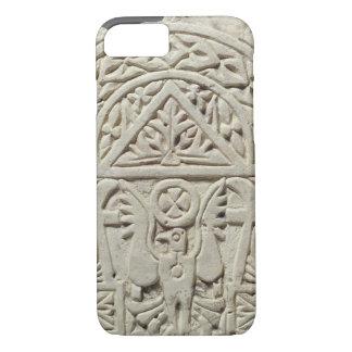 Funerary stela met een duif of een adelaar, iPhone 7 hoesje