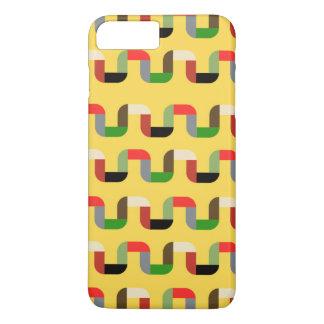 Funky Heldere Hoesje van iPhone van het Patroon