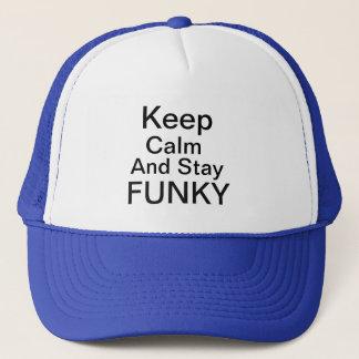 Funky Koopwaar Fam Trucker Pet