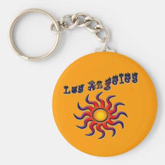 Funky Los Angele Keychain! Sleutelhanger
