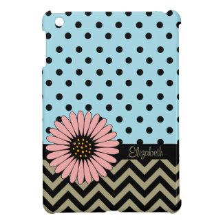Funky MiniHoesje van L'il Daisy Dot iPad - blauw iPad Mini Covers