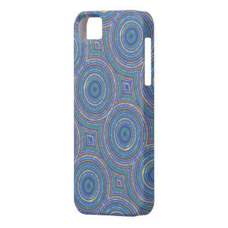 Funky phonecase barely there iPhone 5 hoesje