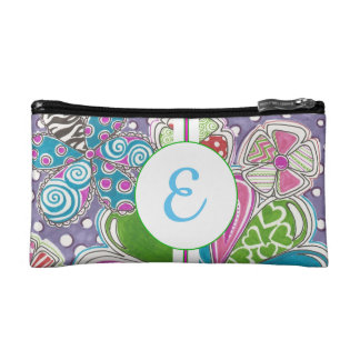 Funky Zak van Bloemen Make-up Bag