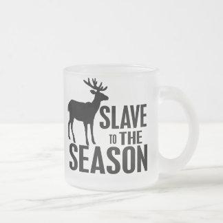 Funny Deer Hunter Coffee Mug