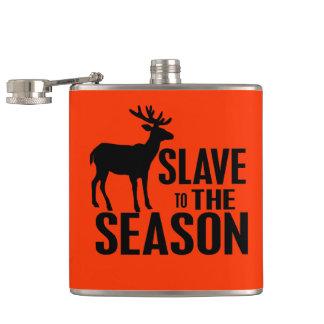 Funny Deer Hunter Flask