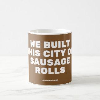 Funny typographic misheard song lyrics koffiemok
