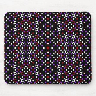 Futuristisch Geometrisch Patroon Muismatten