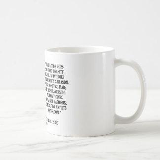 G.K. Creatieve de Krankzinnigheid van de Koffiemok