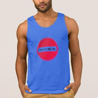 ga bij eigen risicot-shirt binnen door DAL Hemd