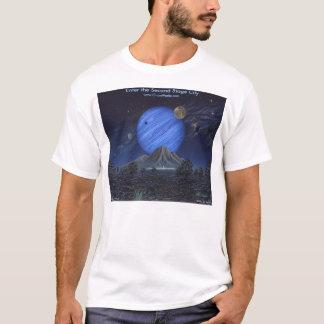 Ga de Stad van het Tweede Stadium in T Shirt