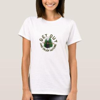 Ga en geniet van de Vorken van de Natuur, Overhemd T Shirt