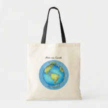Ga Groen - de Dag van de Aarde Draagtas