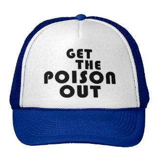 Ga het Vergift weg (vrachtwagenchauffeur-Stijl pet