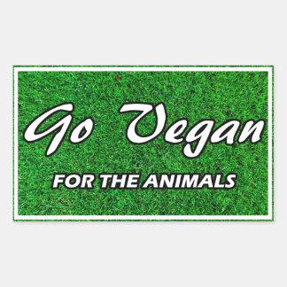 Ga Veganist | Stickers | van het Activisme sparen