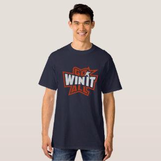 Ga winnen het allen! 2017 WS de Lange T-shirt