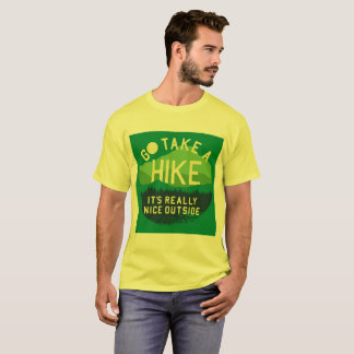 """""""Gaat het overhemd neemt van het een stijgings"""" T Shirt"""