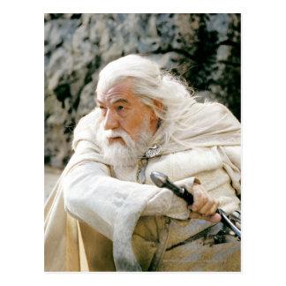 Gandalf het Wit met Zwaard Briefkaart