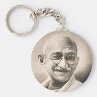 Gandhi Sleutelhanger