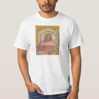 Gang in het Ziekenhuis Vincent van Gogh van Saint T Shirt