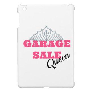 Garage sale Koningin Line Hoesje Voor iPad Mini
