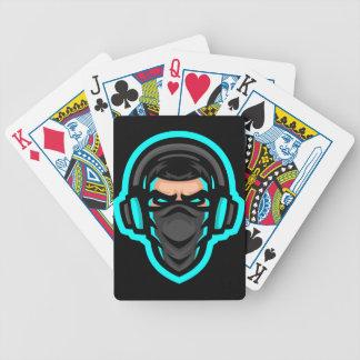 Garbo de Speelkaarten van de Fiets Gamer Bicycle Speelkaarten