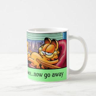 Garfield Logobox gaat nu Mok weg mokken