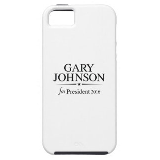 Gary Johnson 2016 Tough iPhone 5 Hoesje