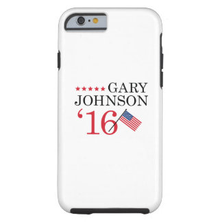 Gary Johnson 2016 Tough iPhone 6 Hoesje