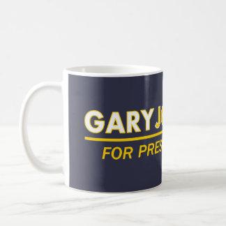 Gary Johnson voor de Mok van het President 2016