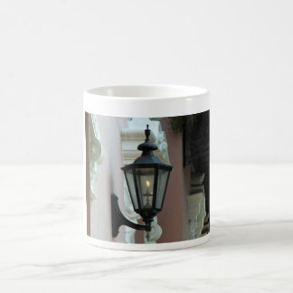 Gaslicht, Antiquiteit, Wijnoogst, Zwarte, Koffiemok