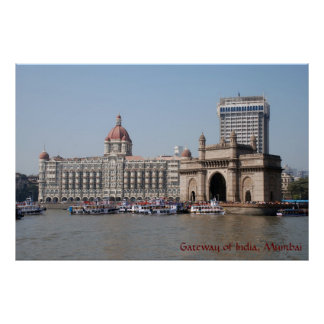 Gateway van India Poster