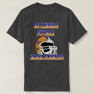 GATLINBURG PITTMAN HOOGLANDERS TENNESSEE T SHIRT